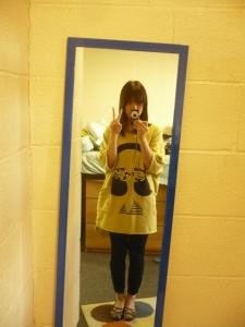 Asian shirt
